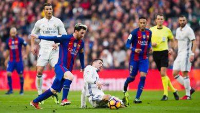 يلا شوت الكلاسيكو مشاهدة مباراة برشلونة ضد ريال مدريد بث مباشر في دوري الدوري الاسباني اليوم برشلونة ضد ريال مدريد الأحد 01-03-2020