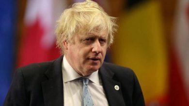 Photo of فيروس كورونا يصيب بوريس جونسون رئيس وزراء بريطانيا