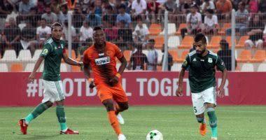 ملخص ونتيجة مباراة نهضة بركان ضد المصري في الكونفدرالية الإفريقية