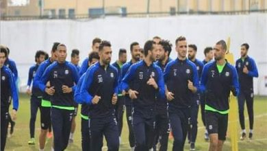 Photo of الإسماعيلي ضد الجونة | وصول لاعبي الأصفر لملعب المباراة