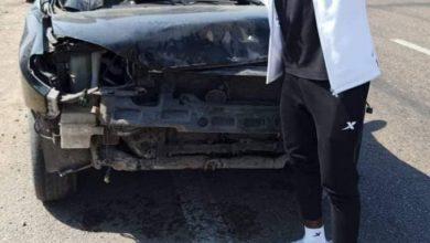 Photo of محترف الإتحاد السكندري يتعرض لحادث مروع