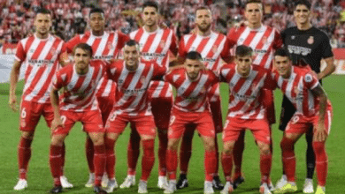 Photo of نادي جيرونا الأسباني يعلن عن إصابة لاعب في الفريق بفيروس كورونا