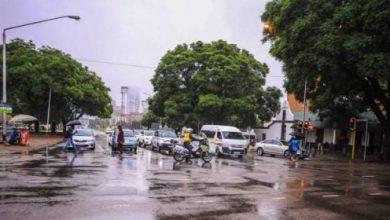 Photo of أمطار غزيرة تستقبل الأهلي في جنوب أفريقيا