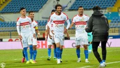 صورة كارتيرون يعلن تشكيل الزمالك ضد الترجي في إياب دوري أبطال أفريقيا
