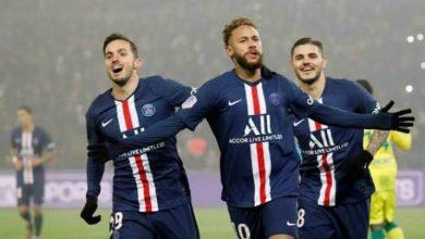 Photo of موعد مباراة باريس سان جيرمان ضد نيس والقنوات الناقلة