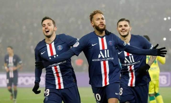 موعد مباراة باريس سان جيرمان ضد نيس والقنوات الناقلة