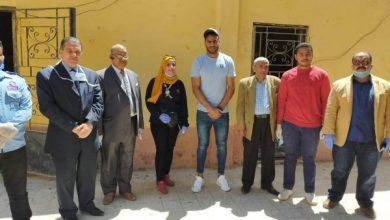 Photo of أبوجبل يشارك الشباب والرياضة في حملة التطهير والتعقيم للوقاية من فيروس كورونا
