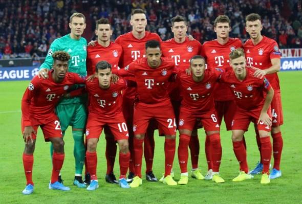 مشاهدة مباراة بايرن ميونيخ ضد يونيون برلين بث مباشر 17-05-2020