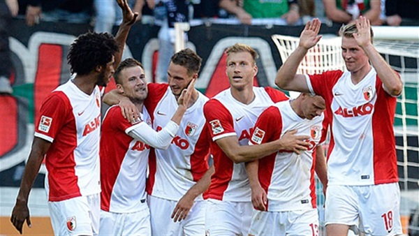 ملخص ونتيجة مباراة أوجسبورج ضد فولفسبورج في بطولة الدوري الإلماني