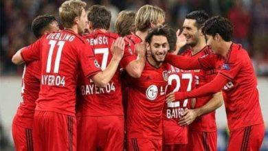 صورة ملخص مباراة فرايبورج ضد ليفركوزن في الدوري الألماني