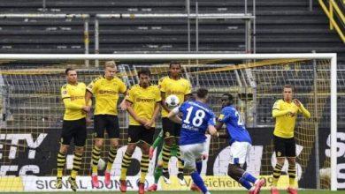 Photo of ملخص ونتيجة مباراة بوروسيا دورتموند ضد شالكة في بطولة الدوري الإلماني