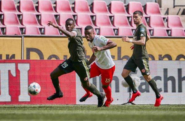 ملخص ونتيجة مباراة كولن ضد ماينتس في الدوري الألماني