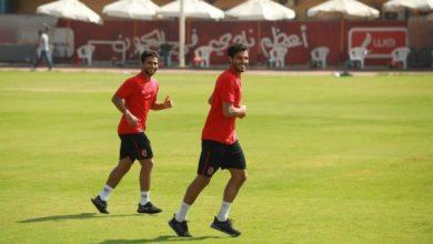Photo of حمدي فتحي ومحمد محمود يستمران في التأهيل