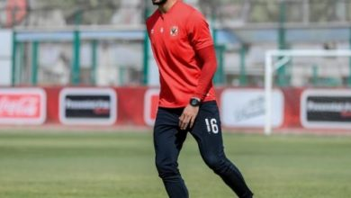 Photo of مران الأهلي.. تدريبات قوية للشناوي وشوبير