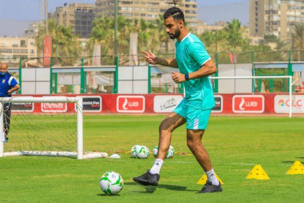 عمرو السولية: هدفنا الفوز بالدوري ودوري أبطال أفريقيا