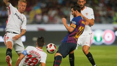Photo of مشاهدة مباراة برشلونة ضد اشبيلية بث مباشر 19-06-2020