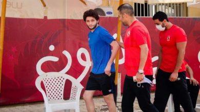 Photo of مران الأهلي.. كريم نيدفيد يواصل التأهيل