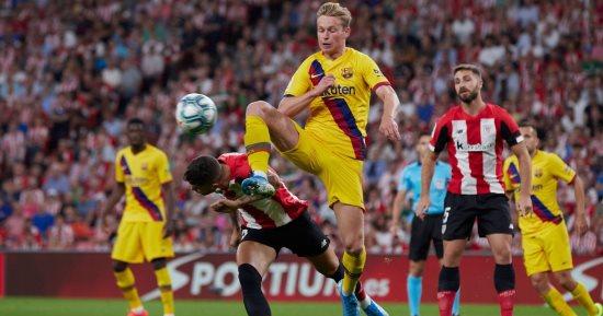 مشاهدة مباراة برشلونة ضد اتليتك بلباو بث مباشر 23-06-2020