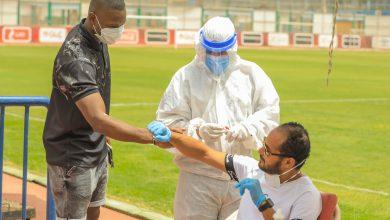 Photo of بالصور … الأهلي يجري مسحة طبية للاعبين والجهاز الفني