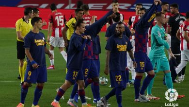 Photo of التشكيل الرسمي لمباراة برشلونة ضد سيلتا فيجو بالدوري الإسباني