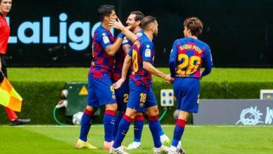 صورة بث مباشر إيجي ناو برشلونة وأتلتيكو مدريد 30-06-2020