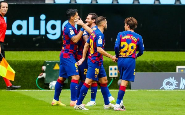 التشكيل المتوقع لمباراة ألافيس ضد برشلونة
