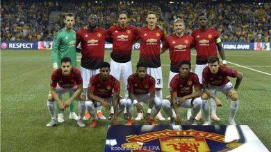 صورة التشكيل المتوقع لمباراة برايتون ضد مانشستر يونايتد