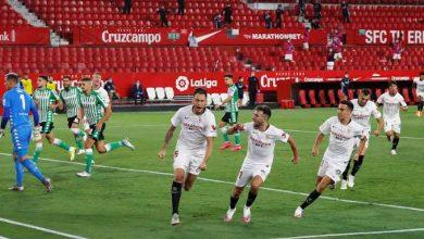 Photo of ملخص مباراة إشبيلية ضد ليفانتى في الدوري الإسباني