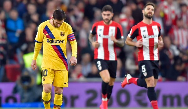 تاريخ مواجهات برشلونة وأتلتيك بلباو قبل مواجهة الليلة بالدوري الإسباني