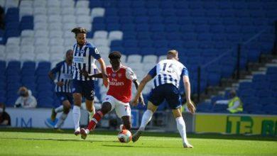 Photo of ملخص نتيجة مباراة أرسنال ضد برايتون في الدوري الإنجليزي