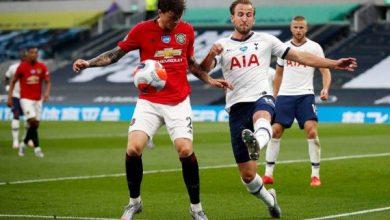 Photo of ملخص ونتيجة توتنهام ضد مانشستر يونايتد بطولة الدوري الانجليزي