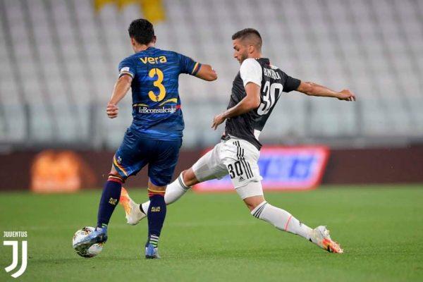 ملخص ونتيجة مباراة يوفنتوس ضد ليتشي في الدوري الإيطالي
