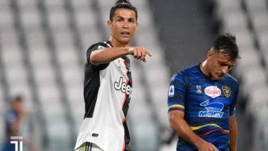 Photo of أهداف مباراة يوفنتوس ضد ليتشي في الدوري الإيطالي