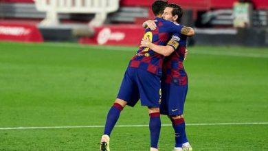 Photo of مشاهدة مباراة برشلونة ضد أوساسونا بث مباشر 16-07-2020