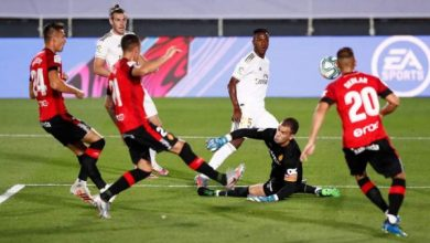 Photo of أهداف مباراة ريال مدريد ضد ريال مايوركا
