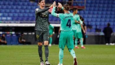 صورة ملخص ونتيجة مباراة ريال مدريد ضد إسبانيول في الدوري الاسباني