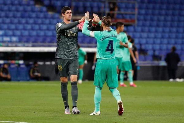 ملخص ونتيجة مباراة ريال مدريد ضد إسبانيول في الدوري الاسباني