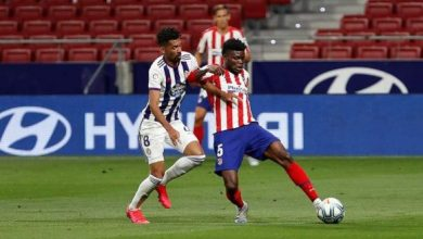 Photo of ملخص ونتيجة مباراة اتليتكو مدريد ضد ريال بلد الوليد في الدوري الإسباني