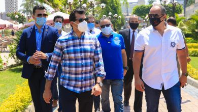 Photo of الأهلي يستقبل وزير الشباب والرياضة داخل النادي