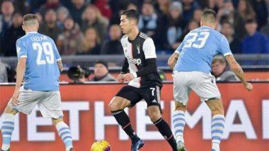 Photo of موعد مباراة يوفنتوس ضد لاتسيو والقنوات الناقلة في الدوري الإيطالي
