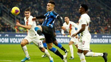 مشاهدة مباراة روما ضد إنتر ميلان بث مباشر 19-07-2020