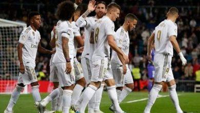 التشكيل المتوقع لمباراة ريال مدريد ضد فياريال