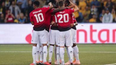 Photo of مشاهدة مباراة مانشستر يونايتد ضد بورنموث بث مباشر 04-07-2020