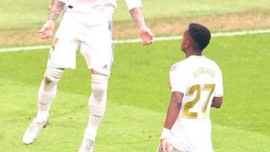 Photo of أهداف مباراة ريال مدريد وأتلتيك بلباو اليوم بالدوري الإسباني