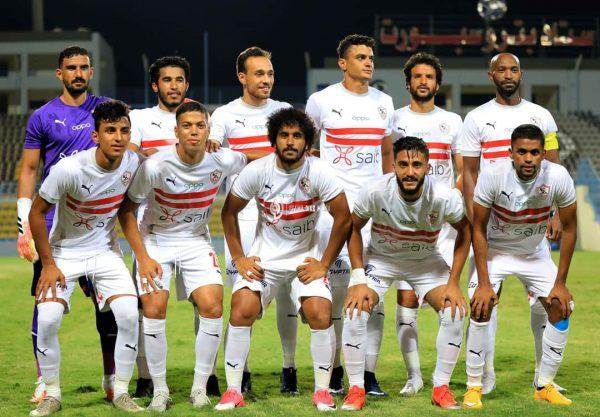 الزمالك يعلن موافقته على استكمال بطولة الدوري المصري