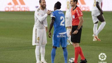 Photo of تعرف علي قائمة ريال مدريد ضد غرناطة بالدوري الإسباني