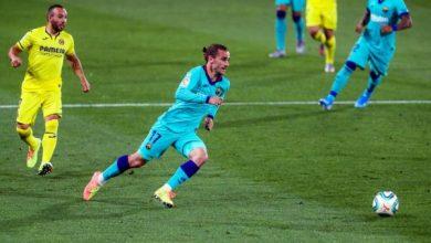موعد مباراة برشلونة ضد أوساسونا والقنوات الناقلة