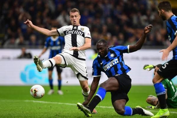 ملخص وأهداف مباراة جنوي ضد إنتر ميلان فى الدوري الإيطالي