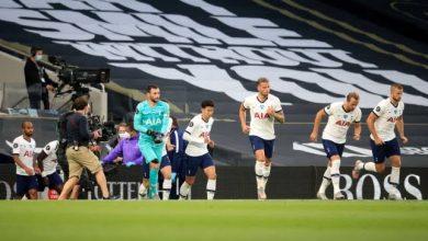 Photo of ملخص وأهداف مباراة توتنهام ضد إيفرتون في الدوري الإنجليزي