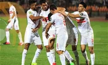 ملخص ونتيجة مباراة الزمالك ضد طنطا الودية